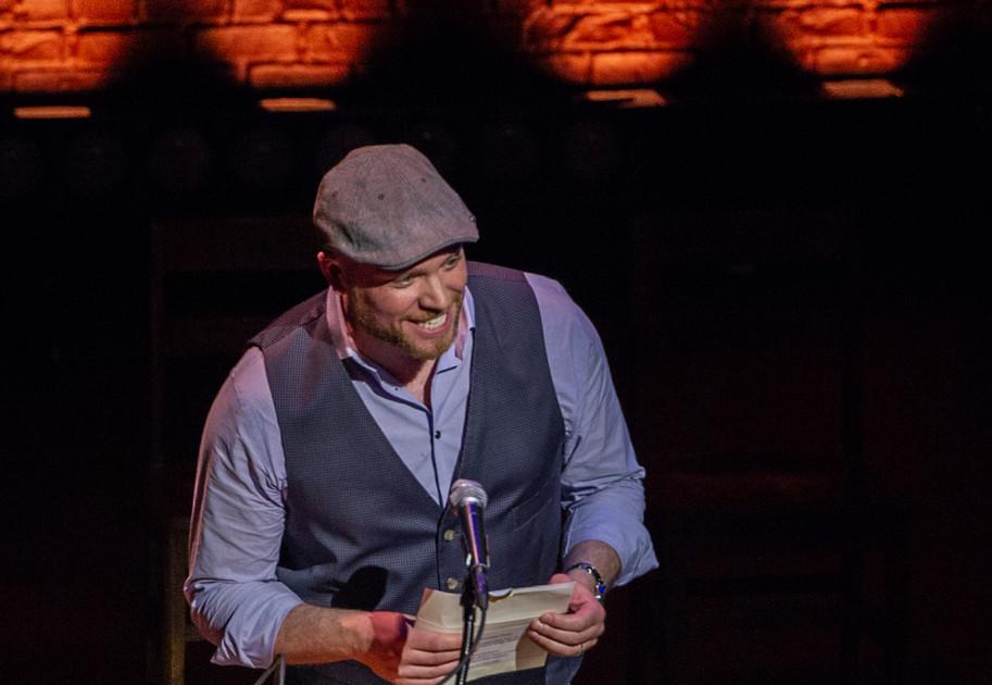 ENAs 2019 - Presenter - Shawn LaCount - Photo by Bob Bond - COPYRIGHTED