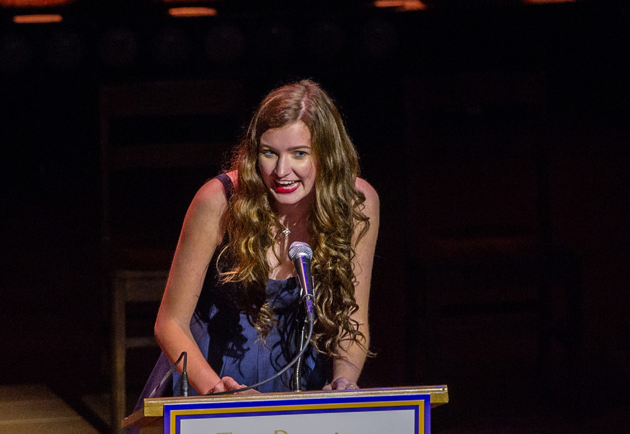 ENAs 2019 - Presenter - Kelsey Boch - Photo by Bob Bond - COPYRIGHTED