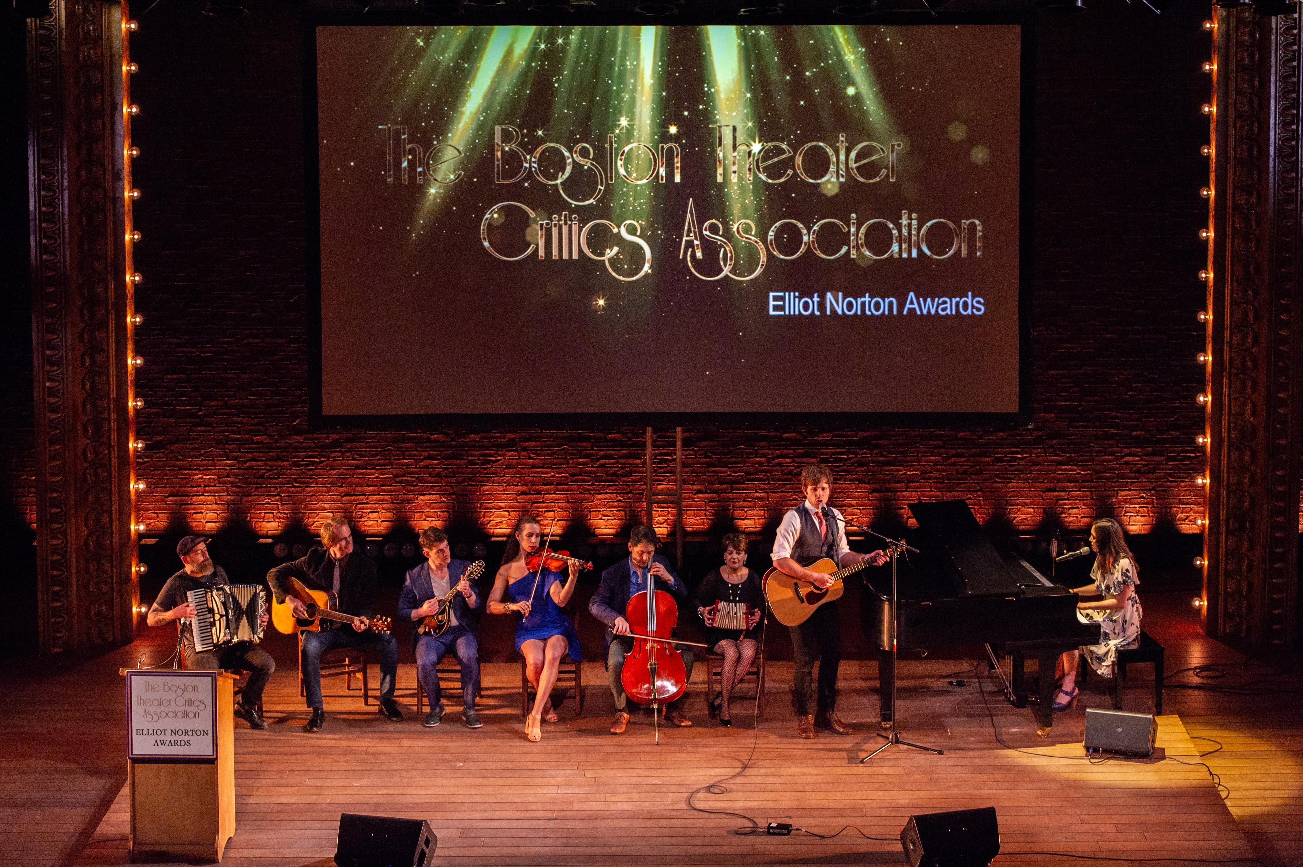 ENAs 2019 - Musical Performance by Speak