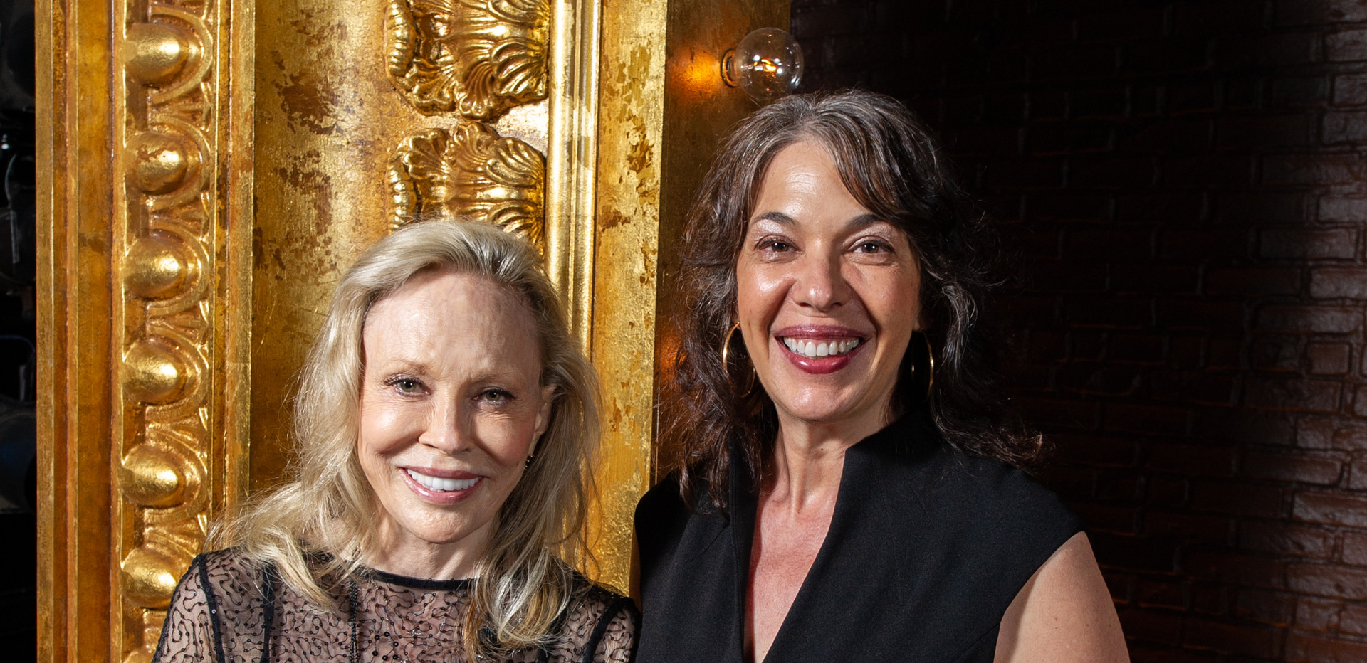 ENAs 2019 - Faye Dunaway and Melind Lope