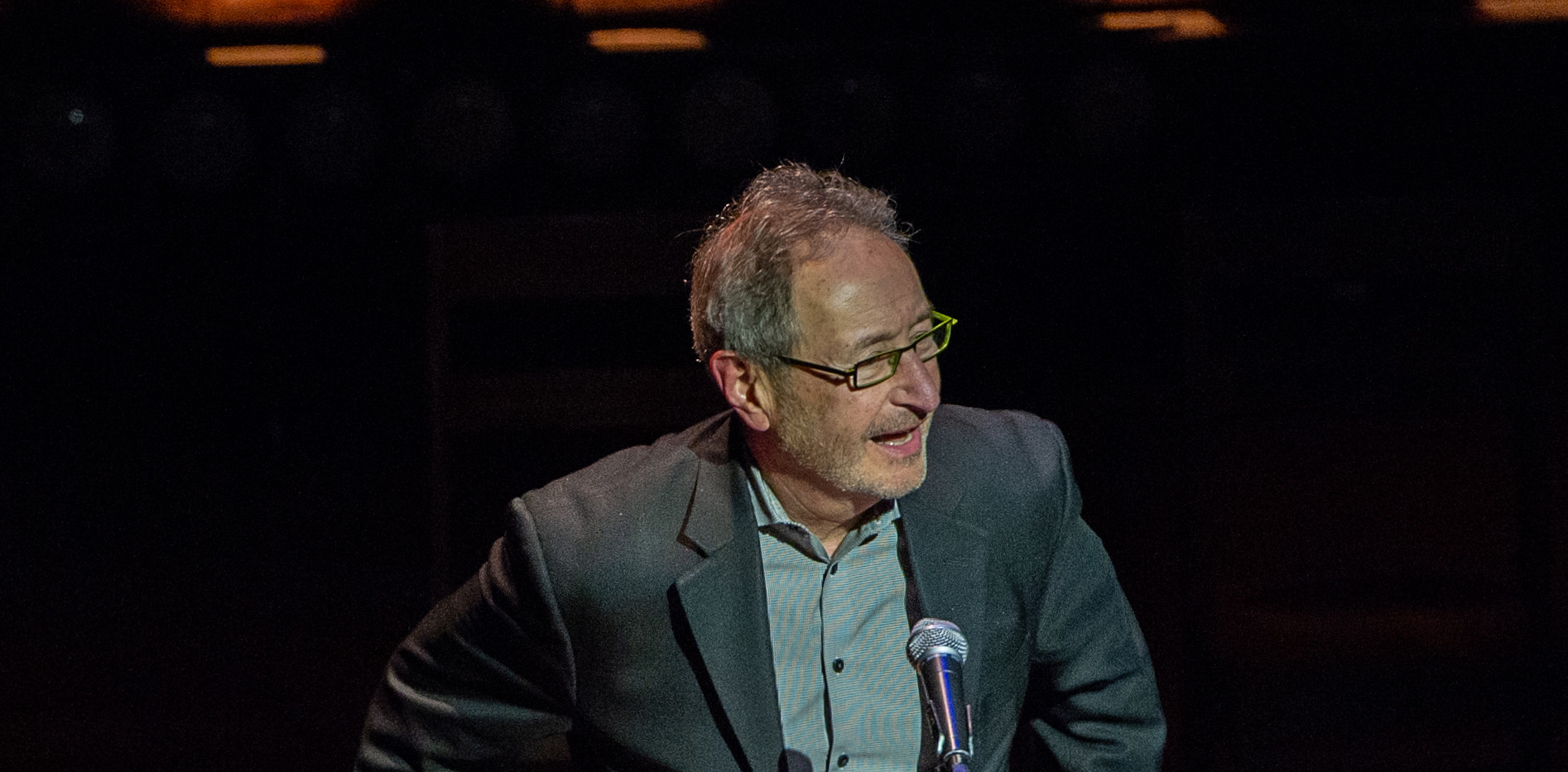 ENAs 2019 - Michael Maso, Managing Director of Huntington Theatre Company- Photo by Bob Bond - COPYRIGHTED