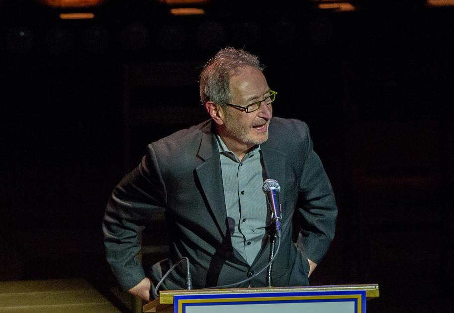 ENAs 2019 - Michael Maso, Managing Director of Huntington Theatre Company- Photo by Bob Bond - COPYRIGHTED