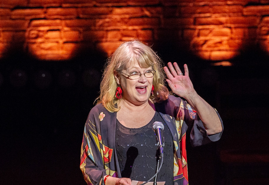 ENAs 2019 - Presenter - Karen MacDonald - Photo by Bob Bond - COPYRIGHTED