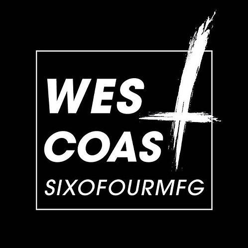 Wescoast Sticker