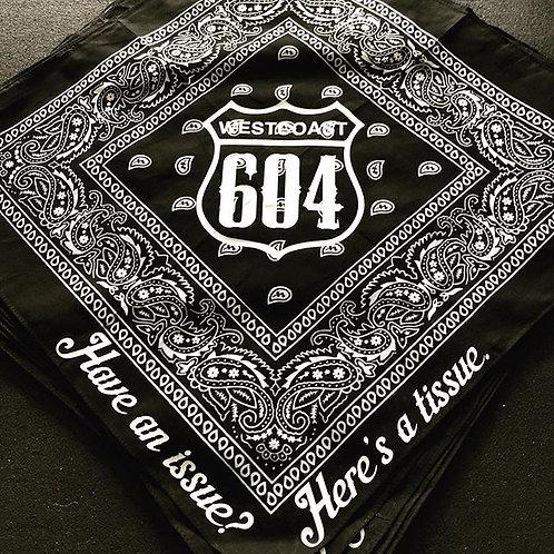 604 Bandana