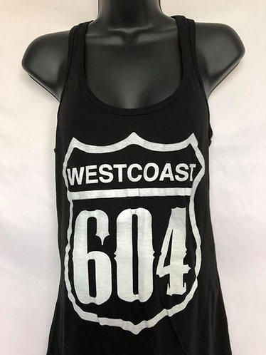 Westcoast HWY Ladies Tank