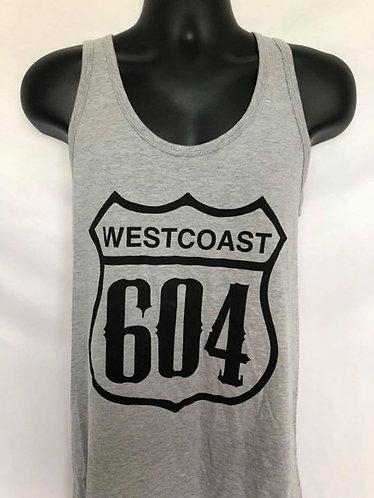 Westcoast HWY Mens Tank