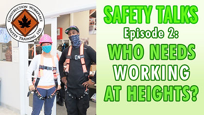 safety talks ep 2 who needs working at h