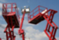 Boom Lifts, Scissor Lifts, Elevated Work Platforms