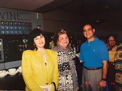 Mama, Phyllis & Tony Mandola