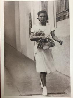 Mama Ninfa age 19