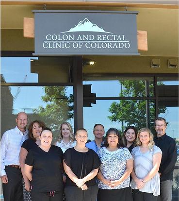 Certified Colorectal Surgeons Denver