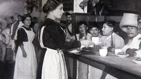 La comida de la Revolución Mexicana