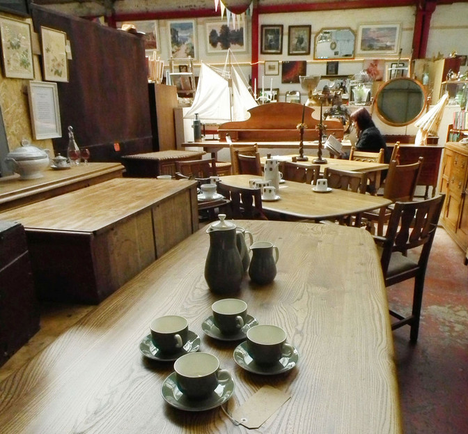 Antiques And Country Furniture