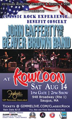 John Cafferty & Beaver Brown Band