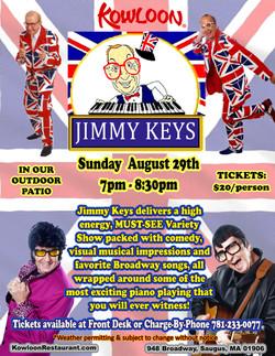 Jimmy Keys