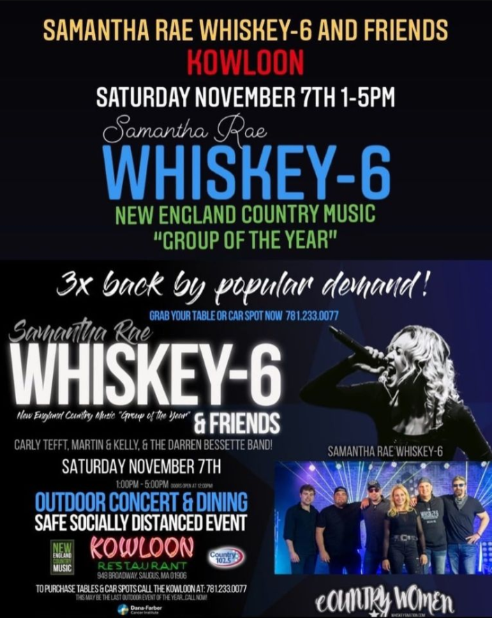 Whiskey-6 & Friends