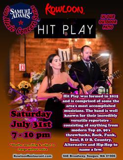 Hit Play Band