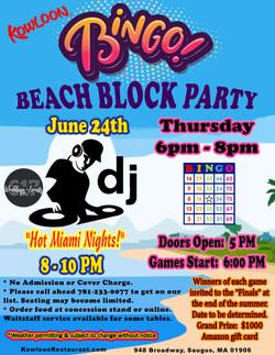 Bingo Beach Block Party1