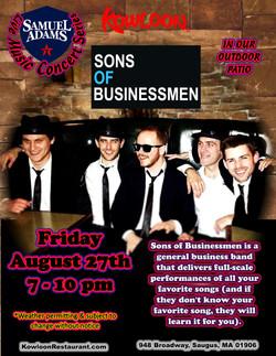 Sons Of Businessmen