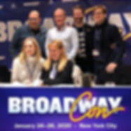 David Connolly Amputee BroadwayCon