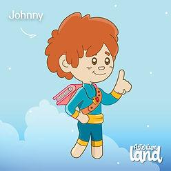 007  - johnny, asteriumland, nursery rhy