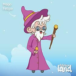 005  - mago, asteriumland, nursery rhyme