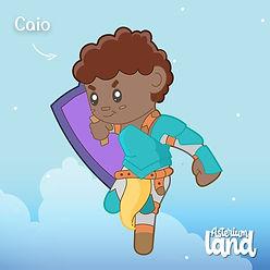 009  - caio, asteriumland, nursery rhyme