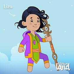 006  - liza, asteriumland, nursery rhyme
