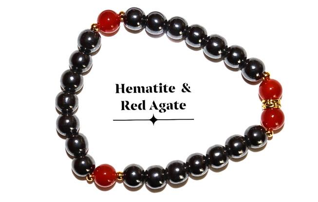 Hematite Red Agate
