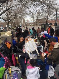 Ladies Of 5280 Helping Community