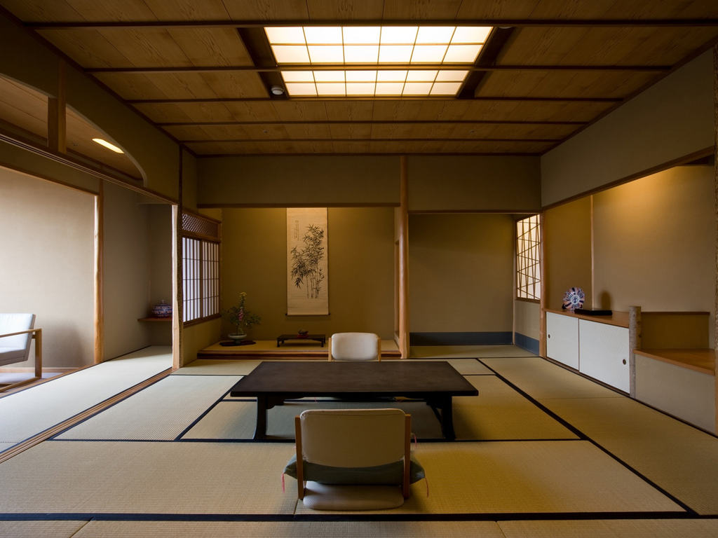 חדר יפני קלאסי