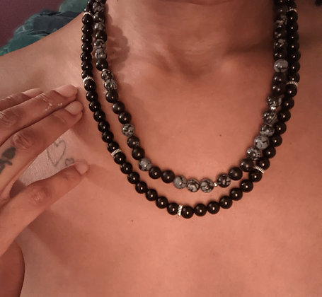 Design Your Own Stone Necklace