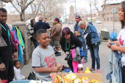 Ladies Of 5280 Kids Helping