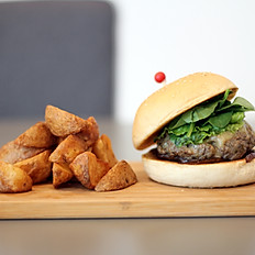 Storyline Beef Burger