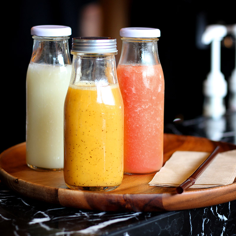 100% fresh juice