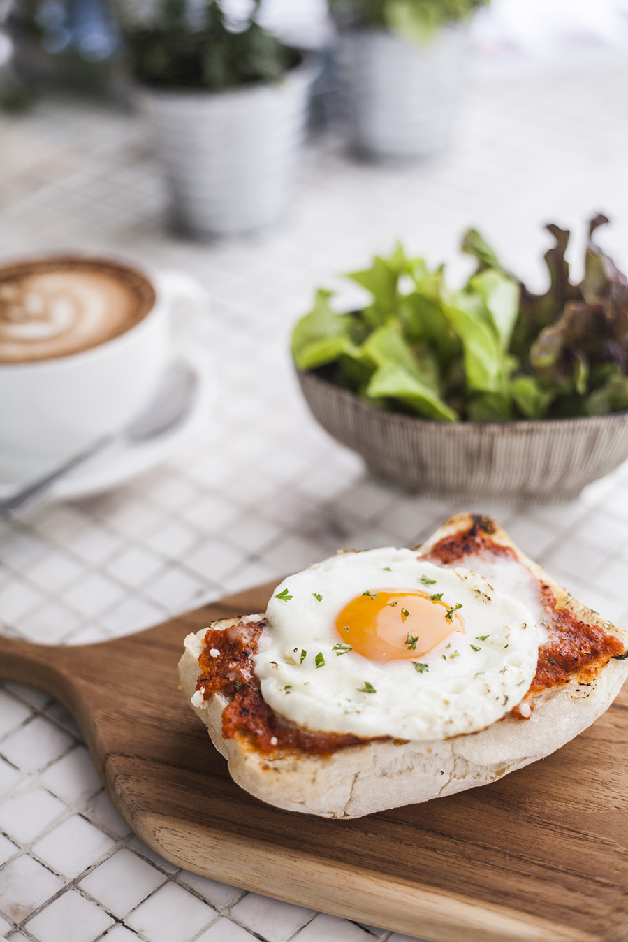 egg chorizo