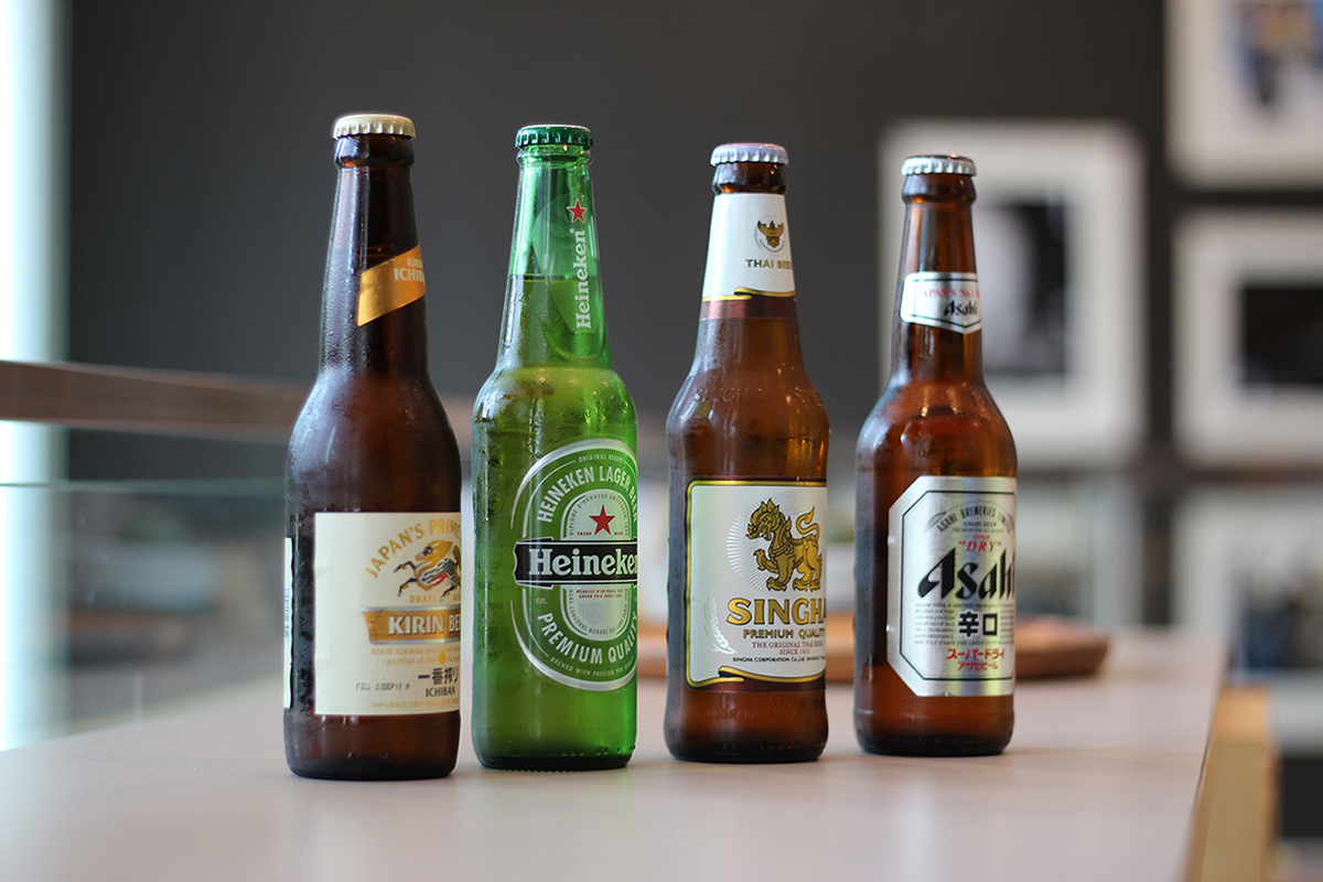 bottled beers