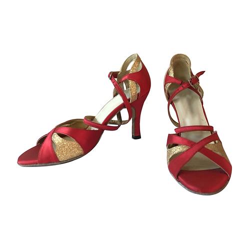 Elisa 09 Latin Dans Ayakkabısı