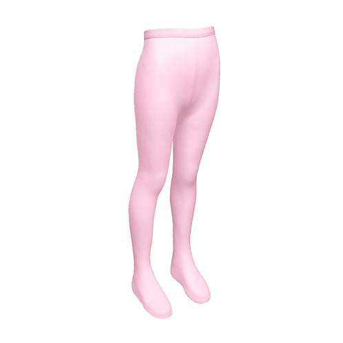 Flamingo Çocuk Bale Çorabı Külotlu