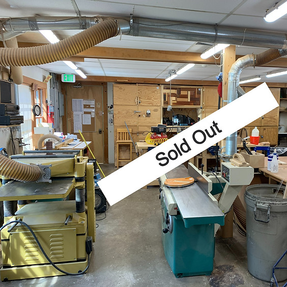 Introduction to Machine Woodworking with Palo Coleman