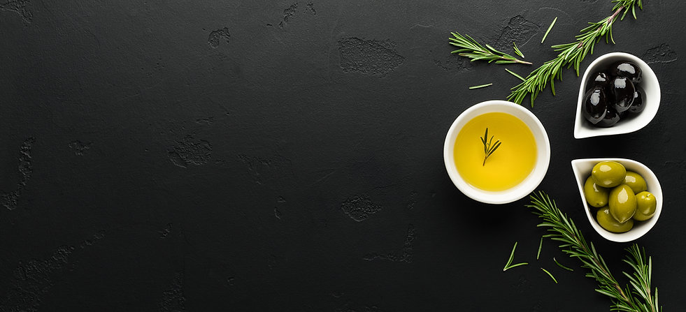 olive-oil-rosemary-and-olives-compositio