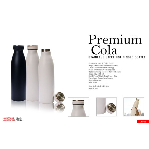 premium cola stainless steel hot n cold