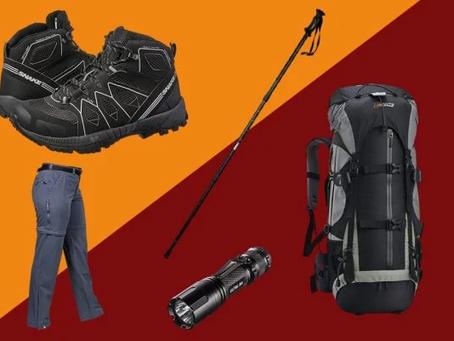 Trilha segura: equipamentos essenciais para curtir a caminhada na natureza