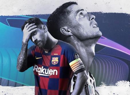 Fim de uma era? Semifinal da Champions fica sem Cristiano Ronaldo e Messi após 14 anos