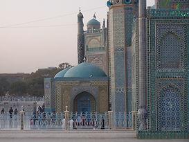 Afghanistan, Mazar-i-S