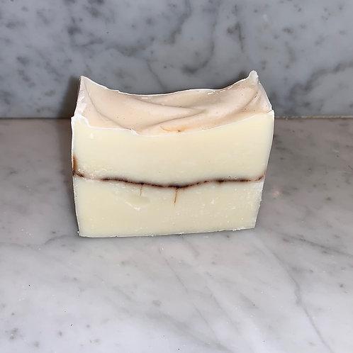 Honey butter soap