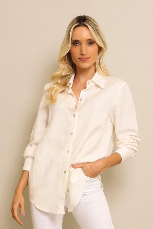 Camisa Linho Leila  - 00623