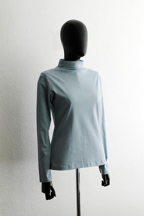 Blusa malha gola alta Rive Gauche - 0164