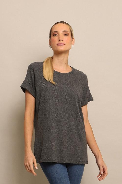 T-shirt BG Basic Mescla - 00665